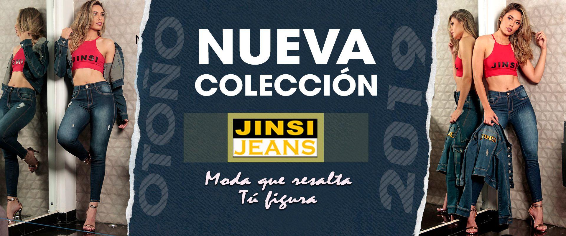 Jinsi Jeans - Fabricante de Jeans levantacola para Mujer - fabricante de jeans colombianos levantacola y tela strech que definen la figura de la mujer latinaJinsi Jeans - Fabricante de Jeans levantacola para Mujer - fabricante de jeans colombianos levantacola y tela strech que definen la figura de la mujer latina
